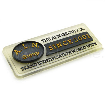 Rubber labels/ silicone label(RL008)