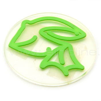 Rubber labels/ silicone label(RL011)