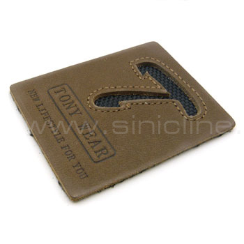 Leather labels/ Leather patches (LL011)