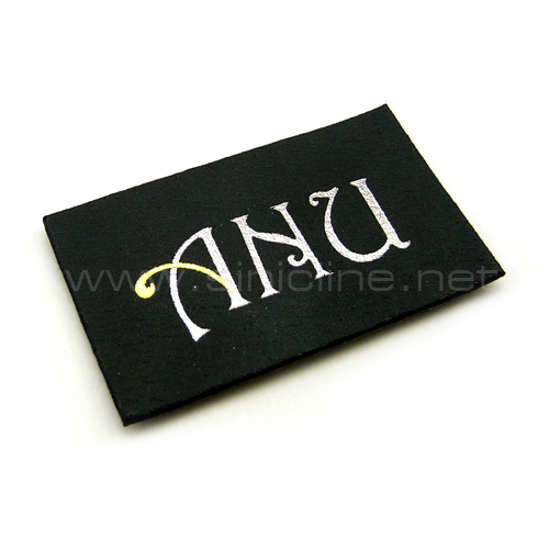Leather labels/ Leather patches(LL014)