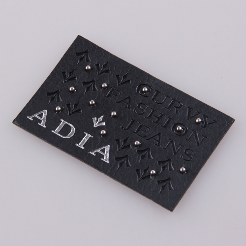 Leather labels/ Leather patches (LL039)