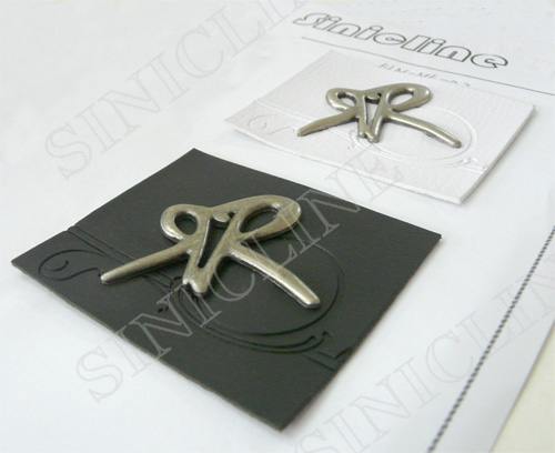 Leather labels/ Leather patches (LL045)