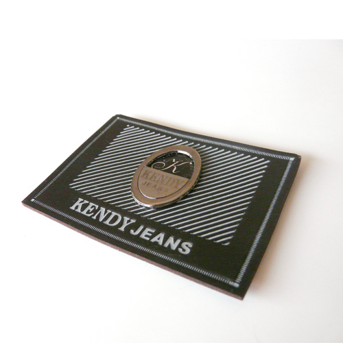 Leather labels/ Leather patches (LL047)