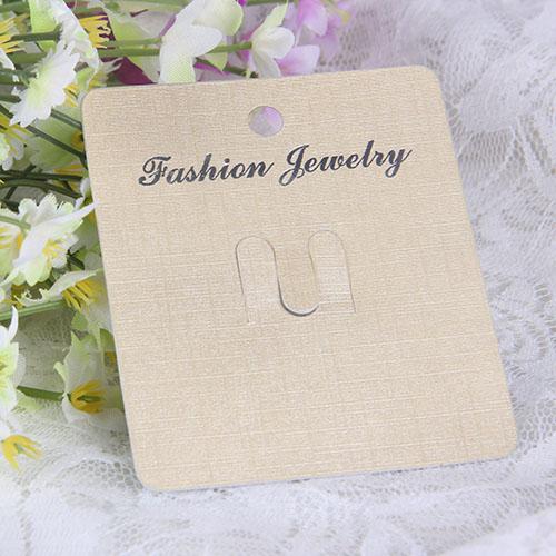 Earring card (JC0160)