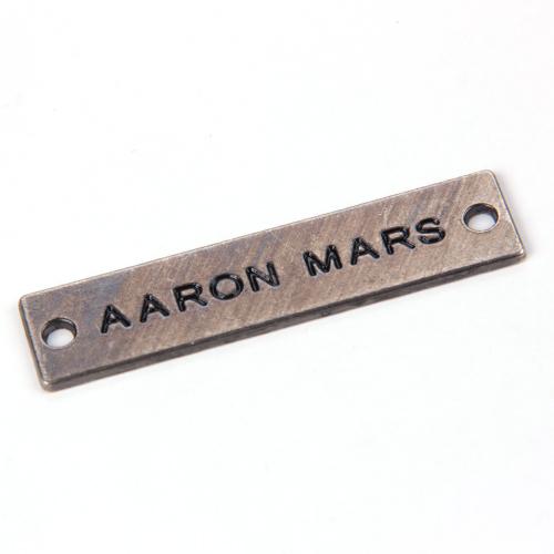metal labels(ML225)