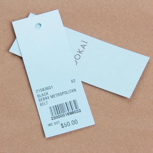 Barcode label(BC001)