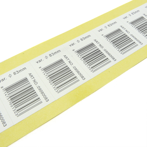 Barcode label (BC002)