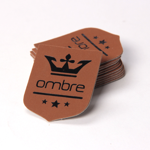 Leather labels/ Leather patches (LL055)