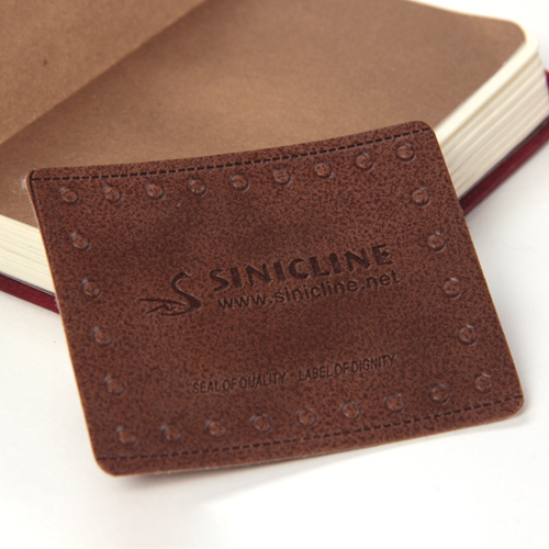 Leather labels/ Leather patches (LL061)