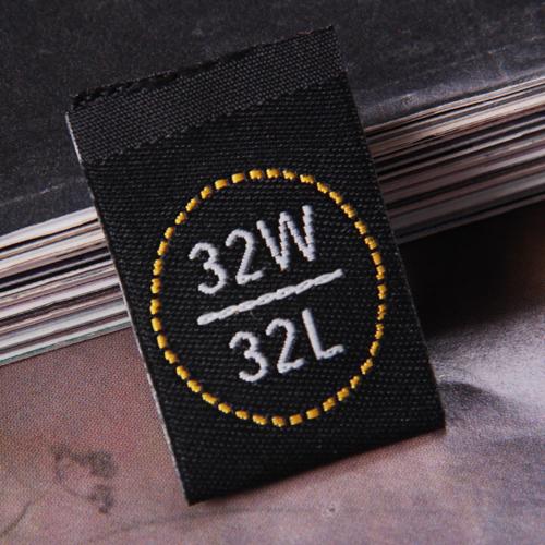 Woven label(WL208)