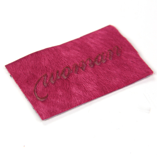 Leather labels/ Leather patches (LL063)