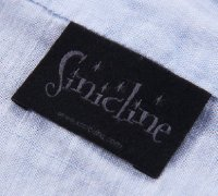 Sinicline Cotton Woven Label WL303