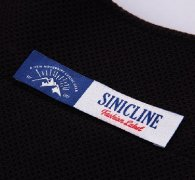 Sinicline Satin Woven Label WL305