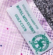 Sinicline Personalised Woven Labels WL306