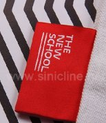 Sinicline Damask Woven Clothing Labels WL308