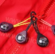 Sinicline Molded Zipper Pulls ZP046