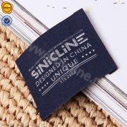 Sinicline custom size woven label WL313