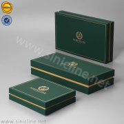 Sinicline gold foil stamped wallet boxes BX144