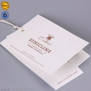 Sinicline white kraft paper hang tag HT343