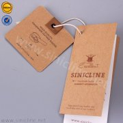 Sinicline kraft paper hang tags HT345