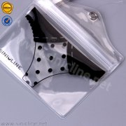 Sinicline custom printed lingerie ziplock bag SNHJ-NY-004