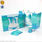 Sinicline custom logo bikini packaging BX160