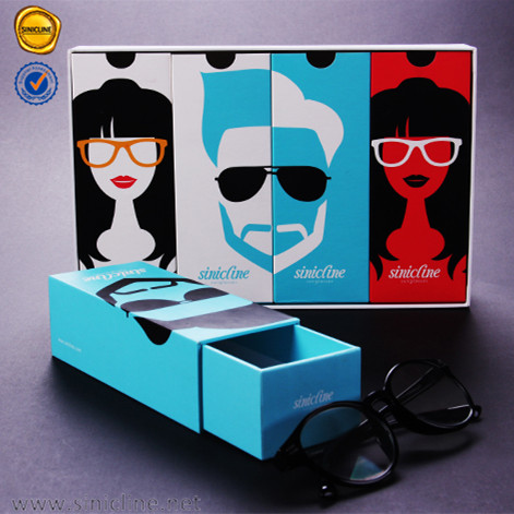 Sinicline couple themed sunglasses packaging set BX161