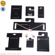 Sinicline PVC plastic jewelry cards JC182