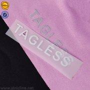 Custom logo tagless label IT012