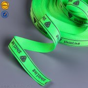 Custom logo ribbon tape for packing PL114