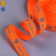 Custom logo fluorescent ribbon PL116