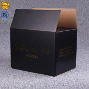 Black corrugated box BX188