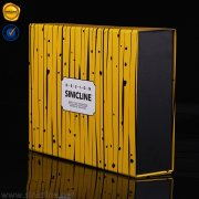 Foldable custom logo box BX189
