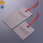 Microfiber hang tag HT361