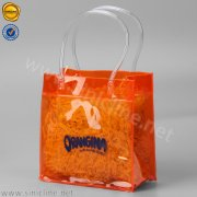 PVC plastic bags with handles