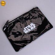 Black PVC zipper bags SNPB-YF02-008