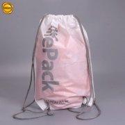 Plastic drawstring bags LMPB-KR-069