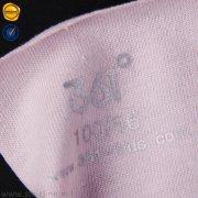 Sportswear iron on labels IT015