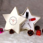 Sinicline star shape gift box BX221