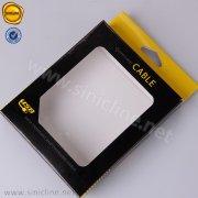 Sinicline black and yellow hanger box BX235