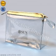 Sunnature plastic zipper lock bag for makeup SNWG-LDHZ-001