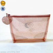 Bling clear zipper lock bag for makeup SNWG-SZHZ-053