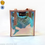 Sunnature laser Printing handbag for makeup SNWG-SZHZ-051