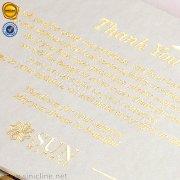 Thank You Card SNZZ-LDHZ-009