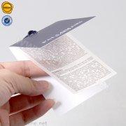 Parchment Paper Hang Tag CRHT-KB7-(002+005)