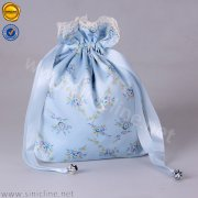 Sinicline Satin Drawstring Bag HCLDB-AK-002