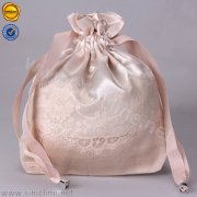 Sinicline Satin Lace Drawstring Bag HCLDB-AK-005