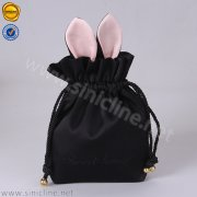 Sinicline Satin Drawstring Bag HCLDB-AK-001
