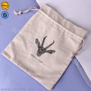 Sinicline Cotton Drawstring Bag CRJC-SKT-007