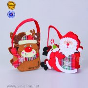 Sinicline Leather Christmas Gift Packaging Bag SNWG-CJYZ-SE001+002